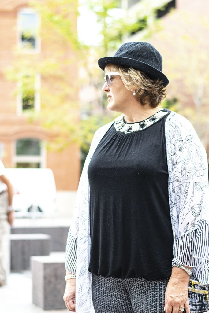 Hats to wear in summer for women over 50