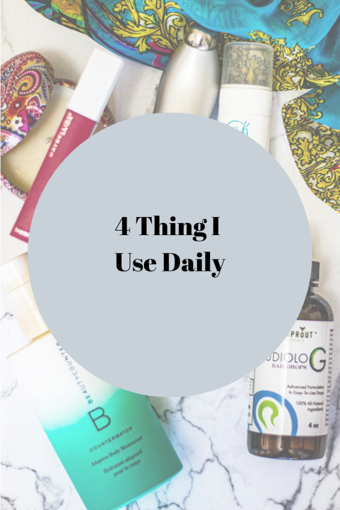 Daily products for a woman over 50