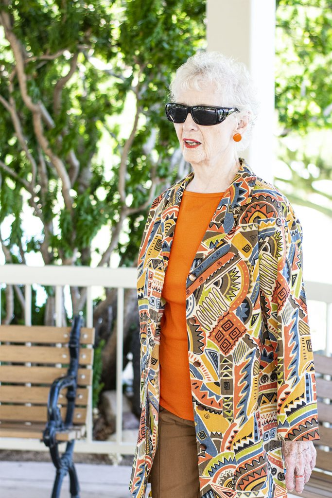 Styling fall outfit colors