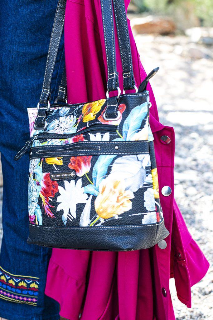 Print purse