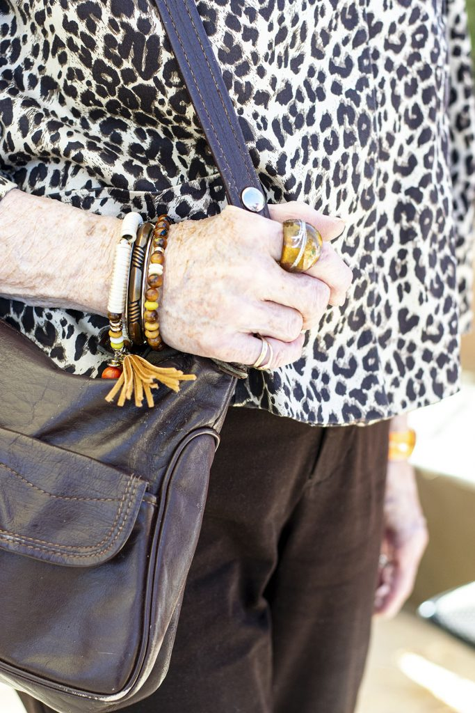 Accessories for leopard items