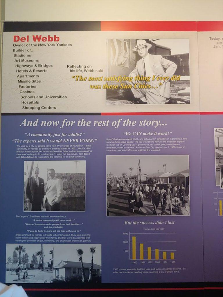 History of Sun City, AZ