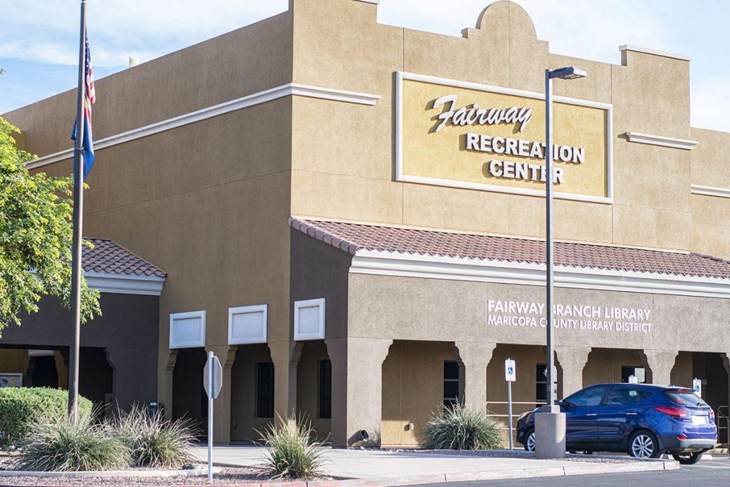 Fairway Recreation Center in Sun City Arizona