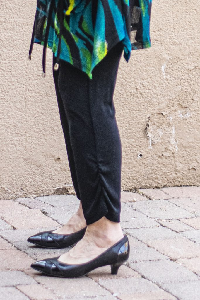 Black pants for what to wear to a birthday lunch