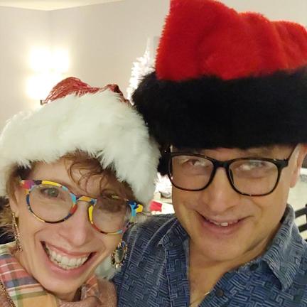 Santa hats for November