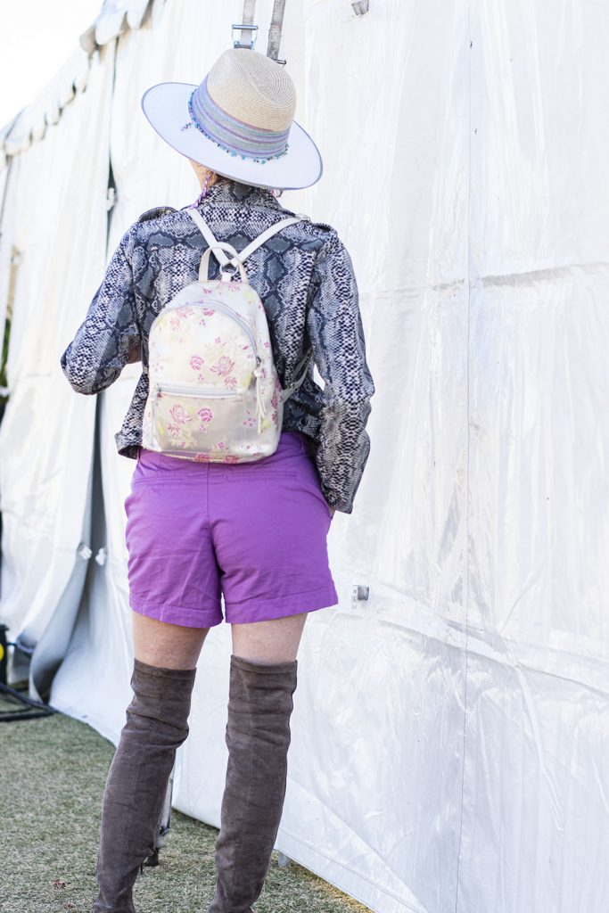 Backpack for women over 50