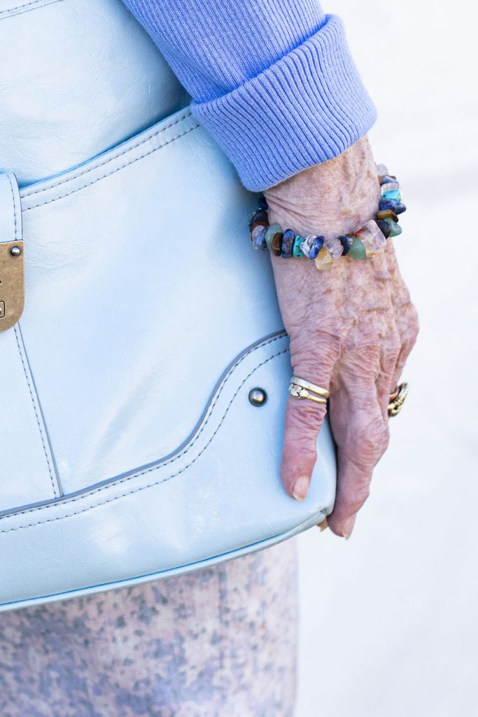 Arm candy for women of any age.