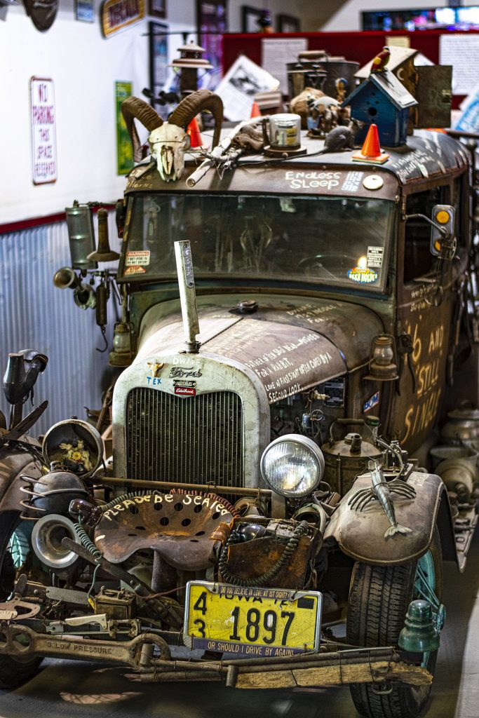 Dwarf Car Museum in Maricopa