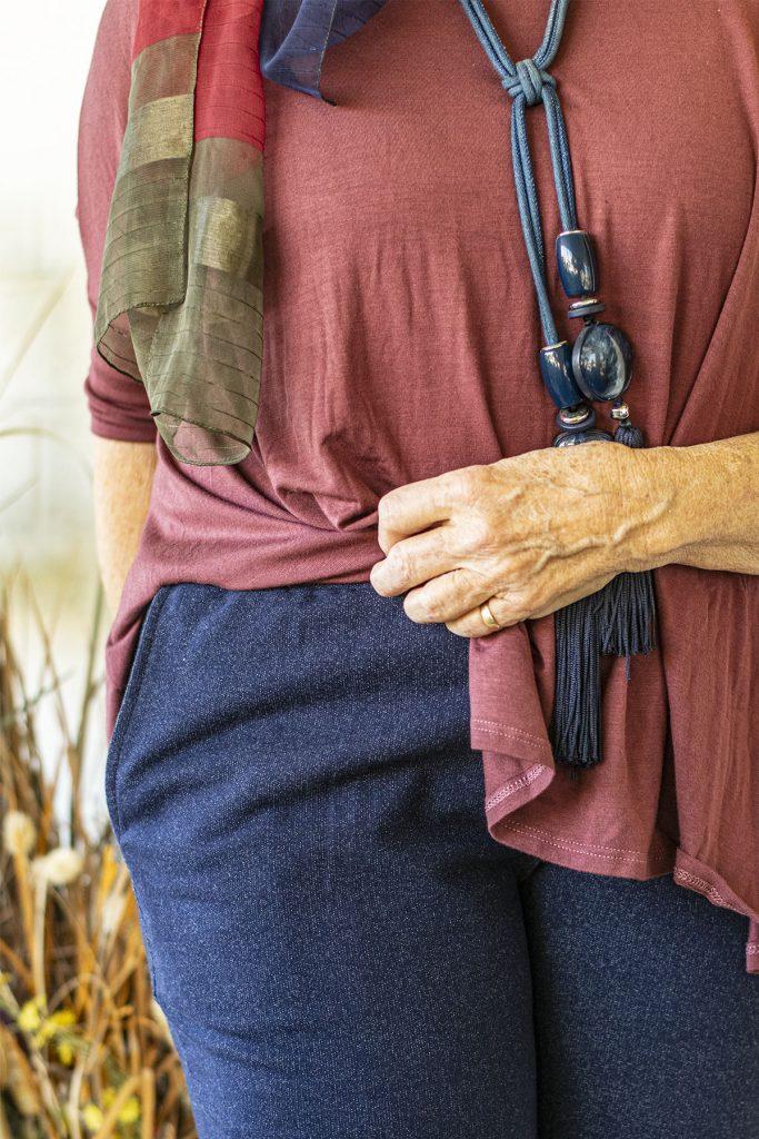 Pockets in leggings