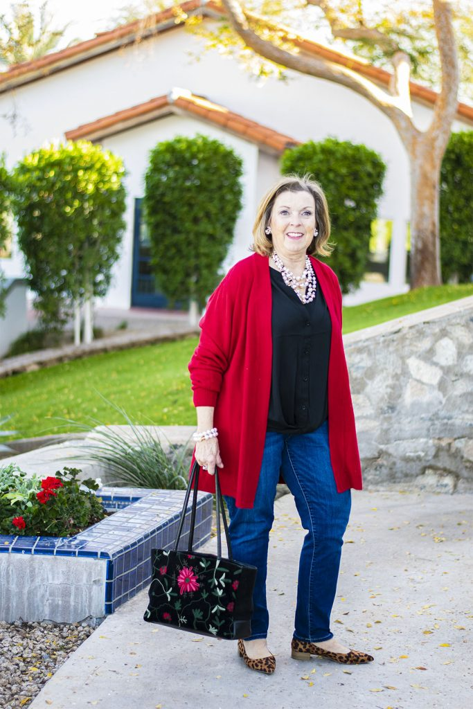 How to dress vintage chic for women over 60