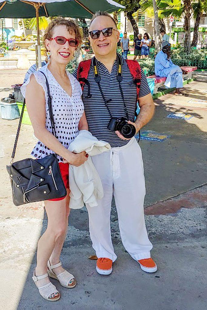 A day in San Juan