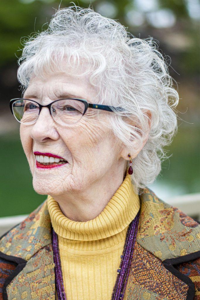 Accessories for older women