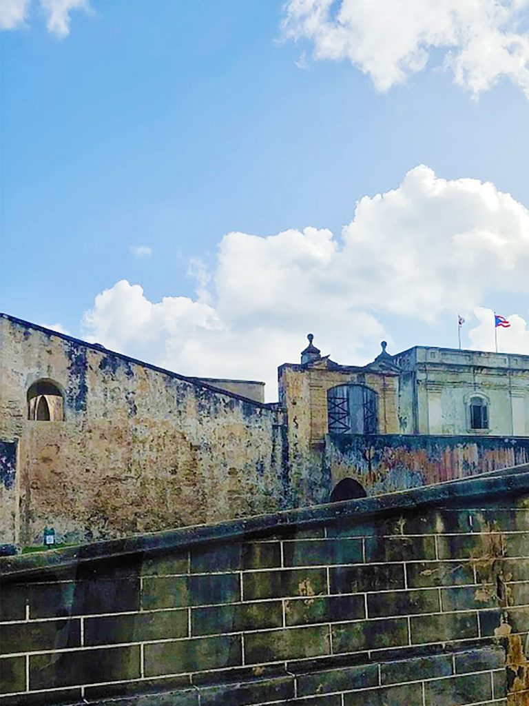 San Jaun tourist attractions the fort
