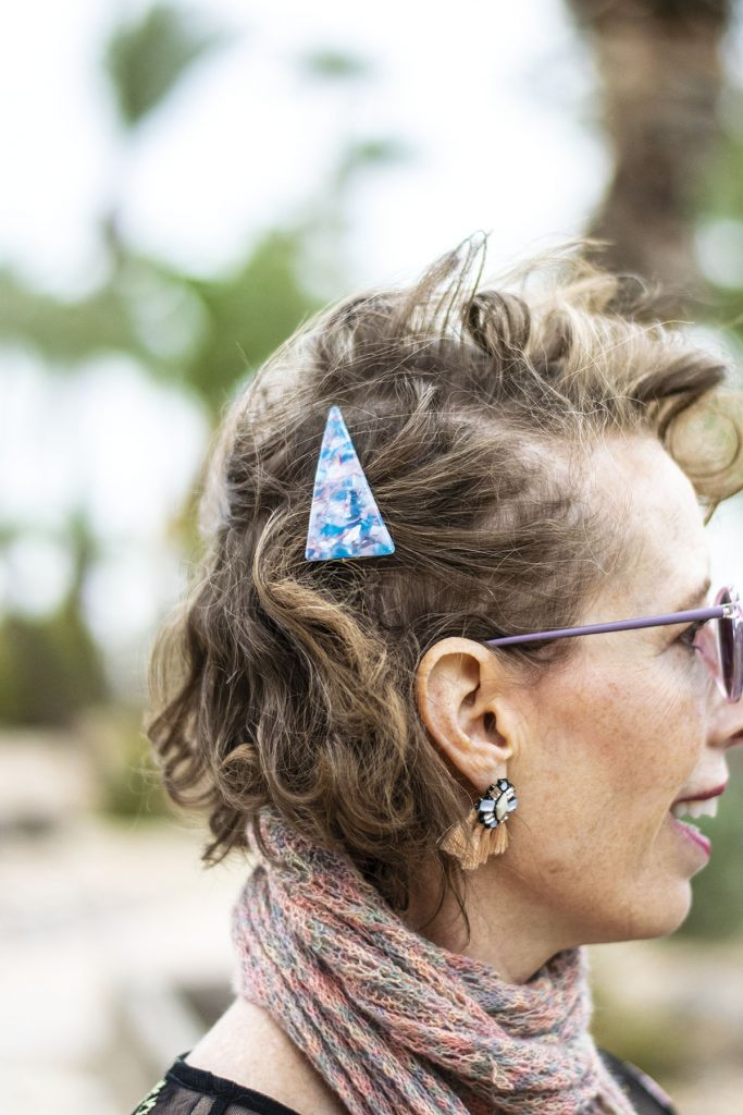 Hair accessory for older women