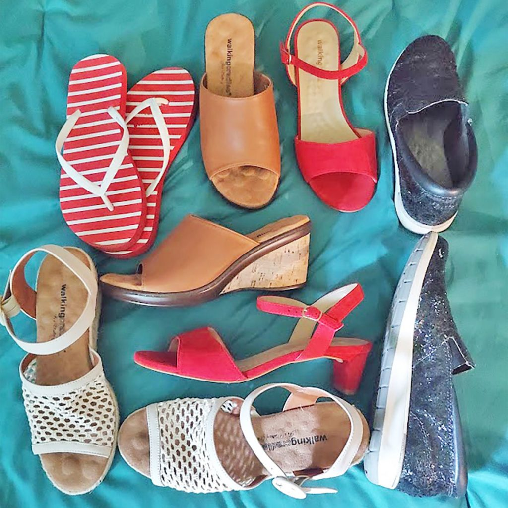 Shoes for Cruising