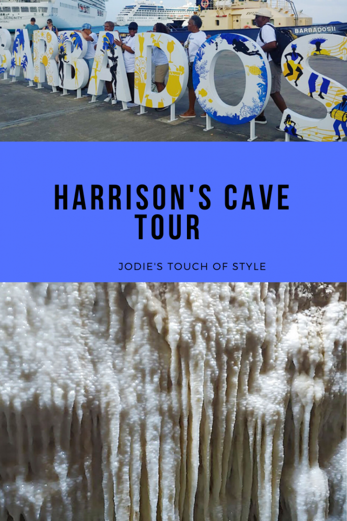 Touring Harrison's Cave