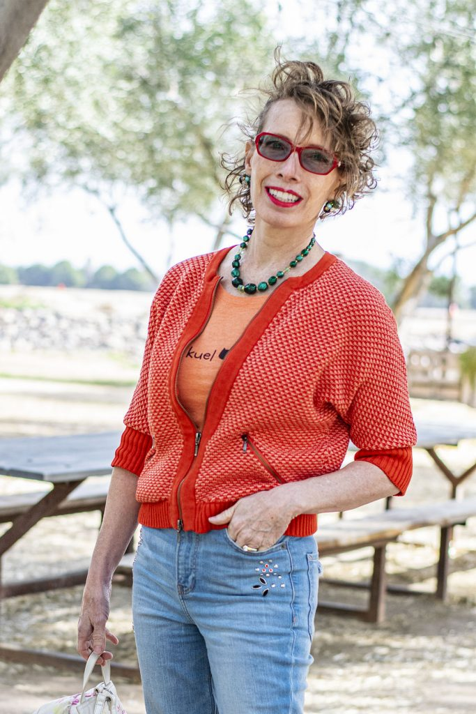 Ways to wear color in spring