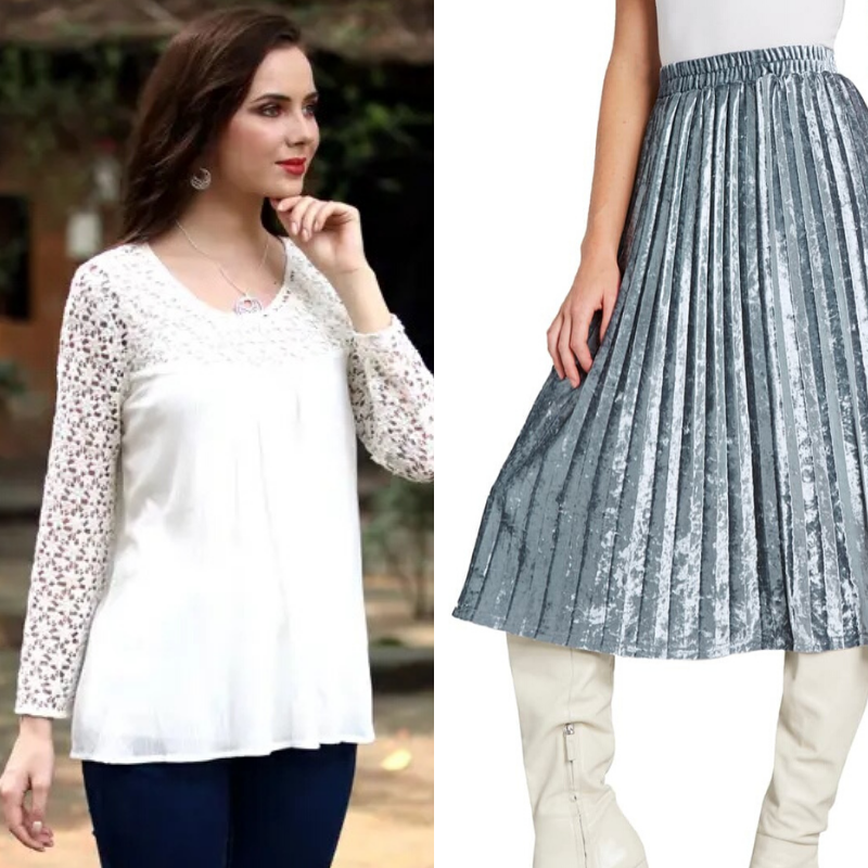 Spring fashion trends for different details