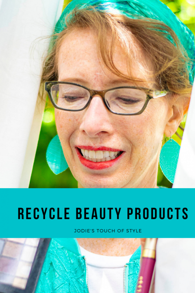 How to recycle beauty products