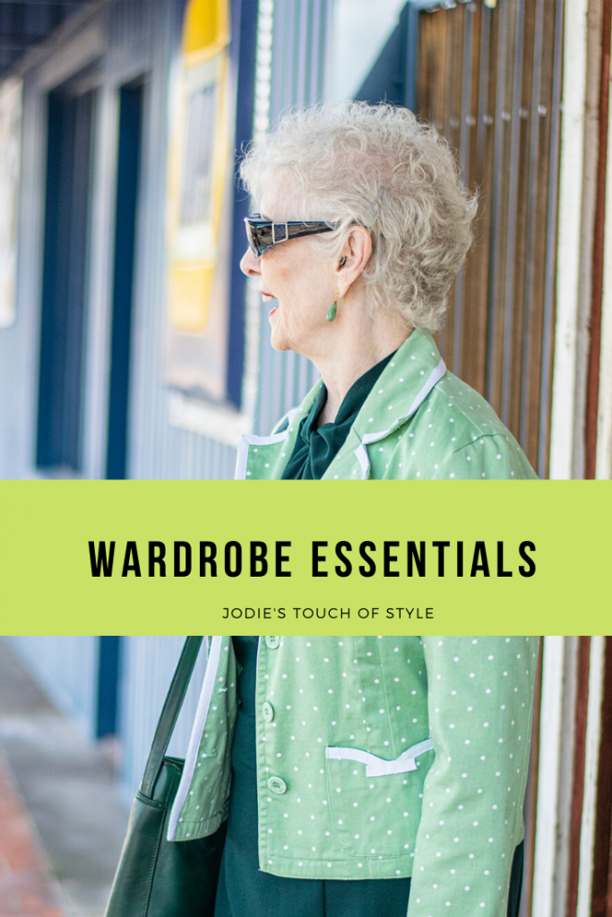 Wardrobe essentials for the mature woman