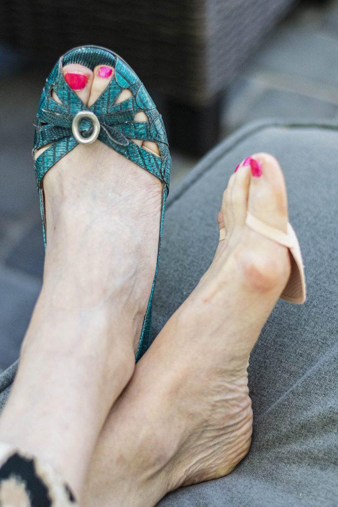Sheec no show socks for sandals