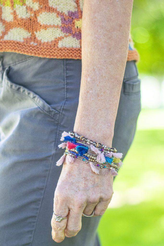 Bracelets for summer