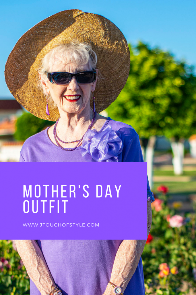 Mother's day style outfit