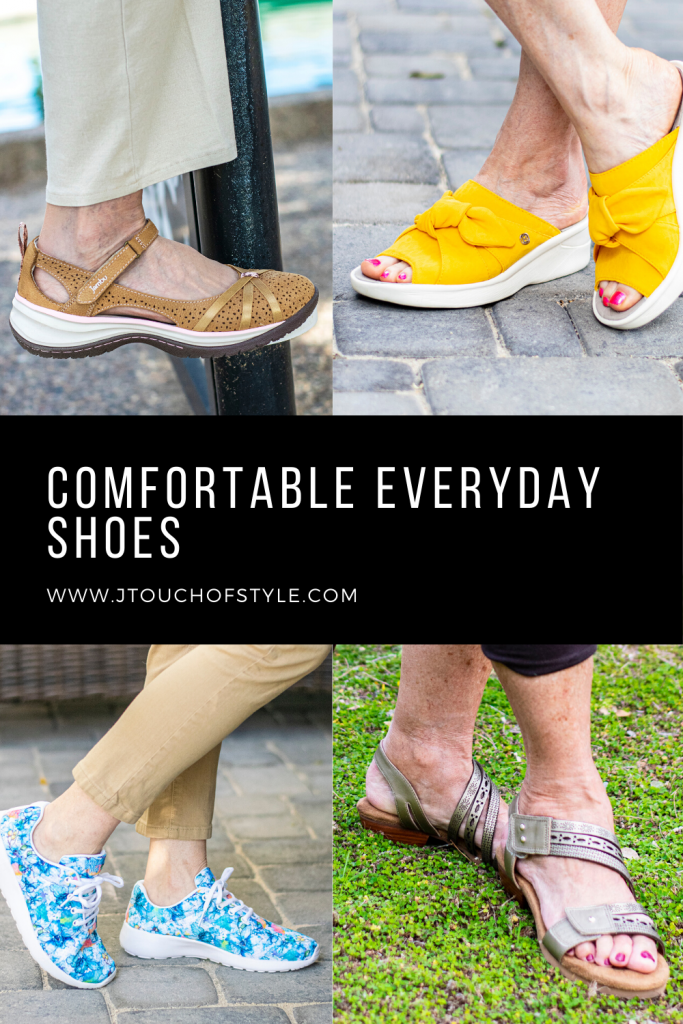 Comfortable Everyday Shoes