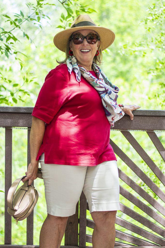 Shorts for older women