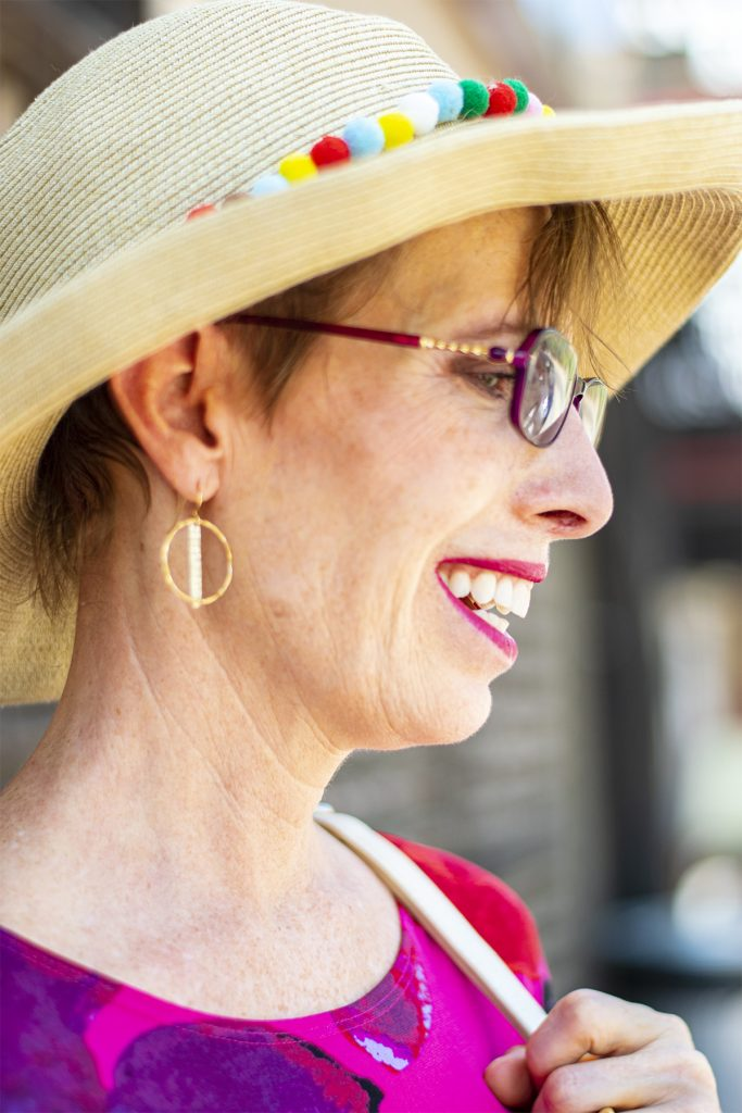 Frannie & Elinor earrings