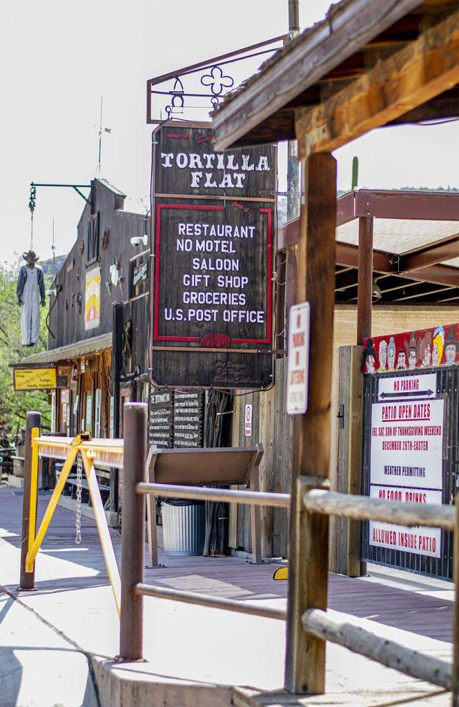 Arizona Tortilla flats