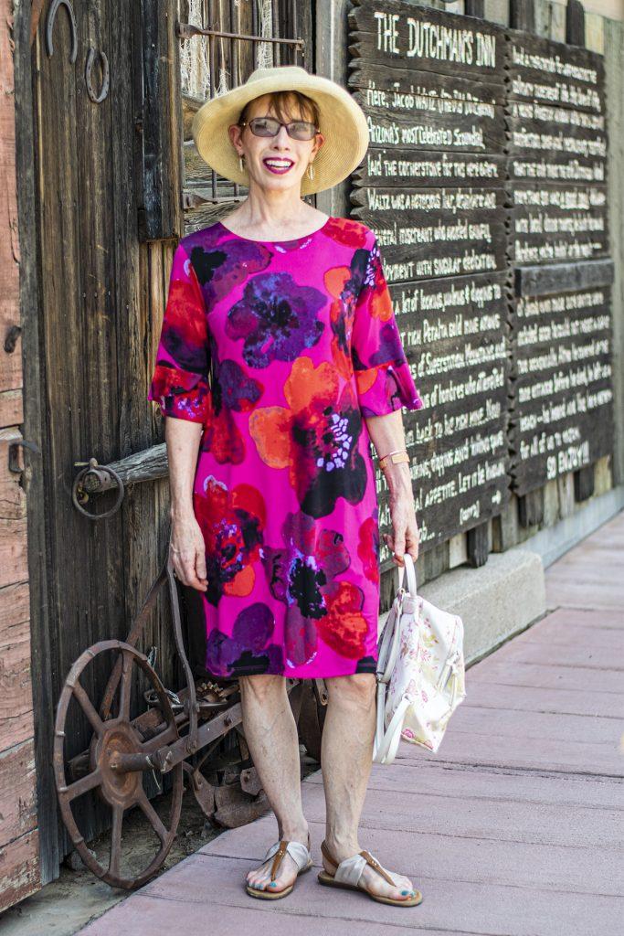 Clara SunWoo dress for what to wear when it's hot