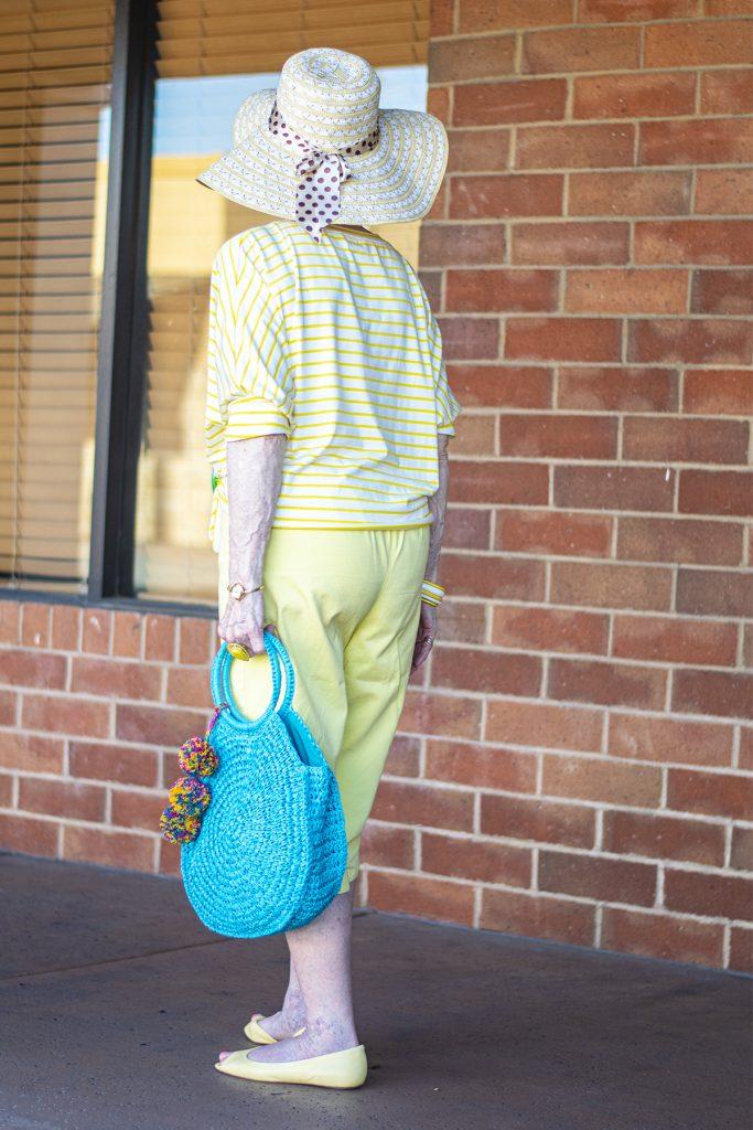 How to wear yellow monochromatically