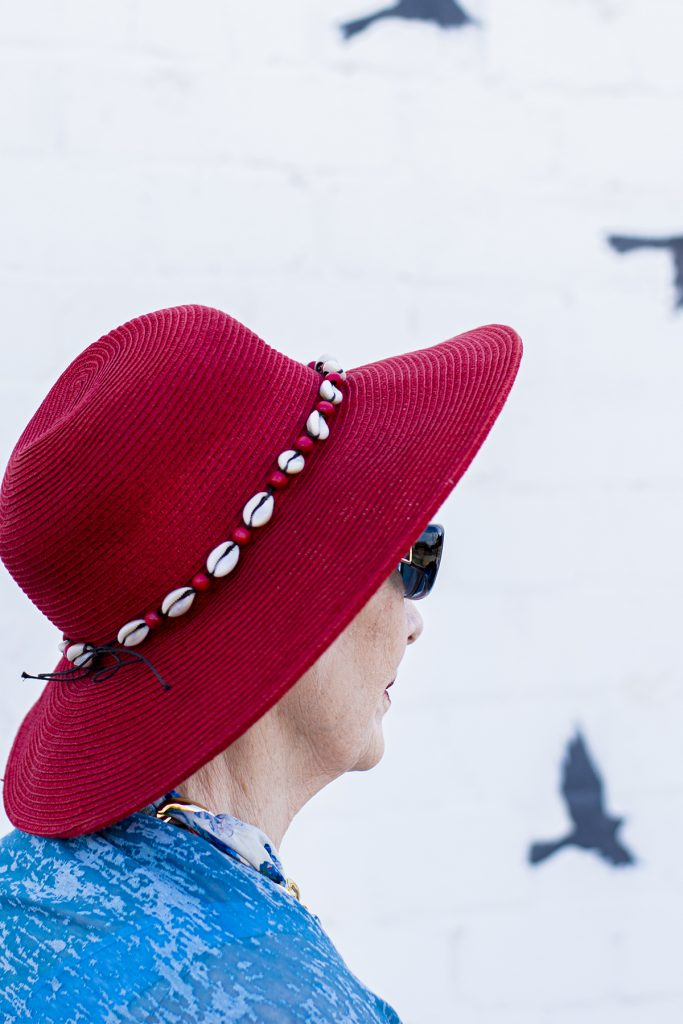 Red hat for summer