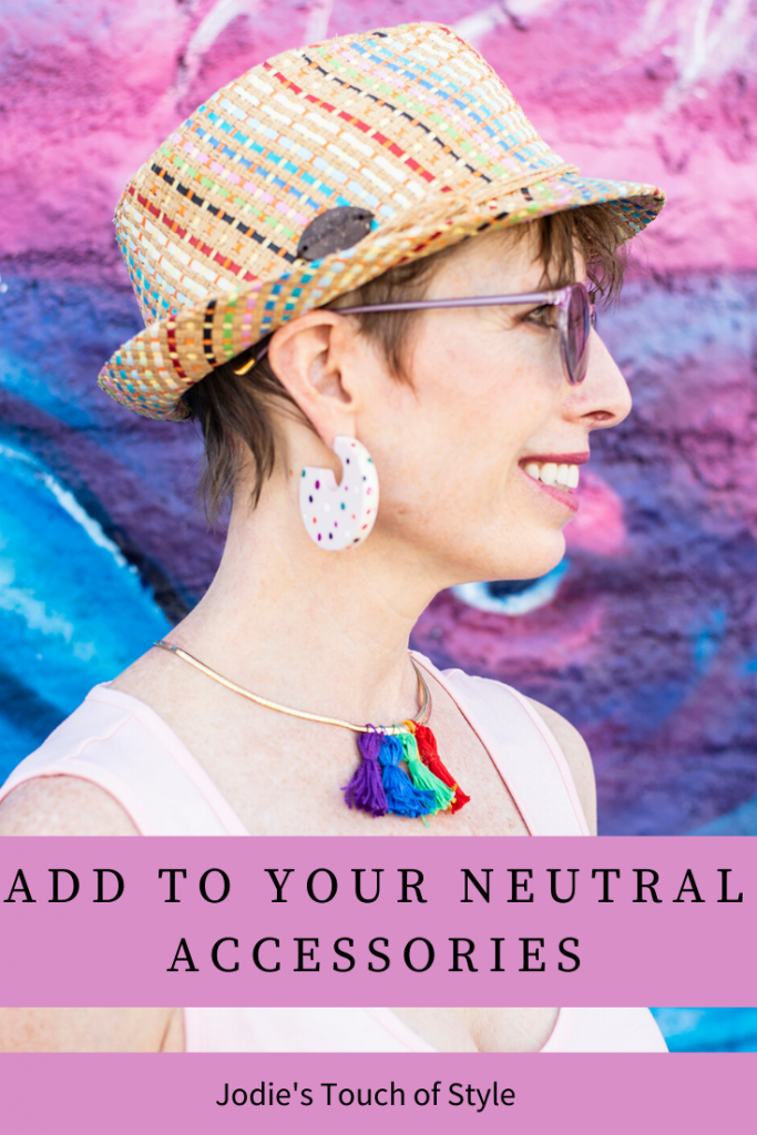 Add to your neutral accessories