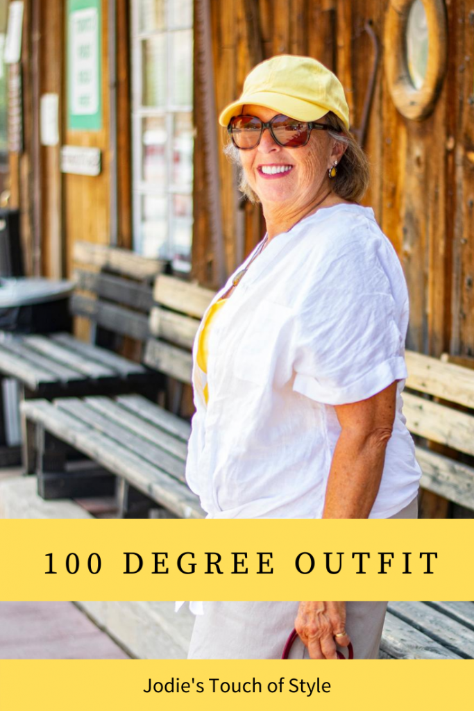 100 degree outfit