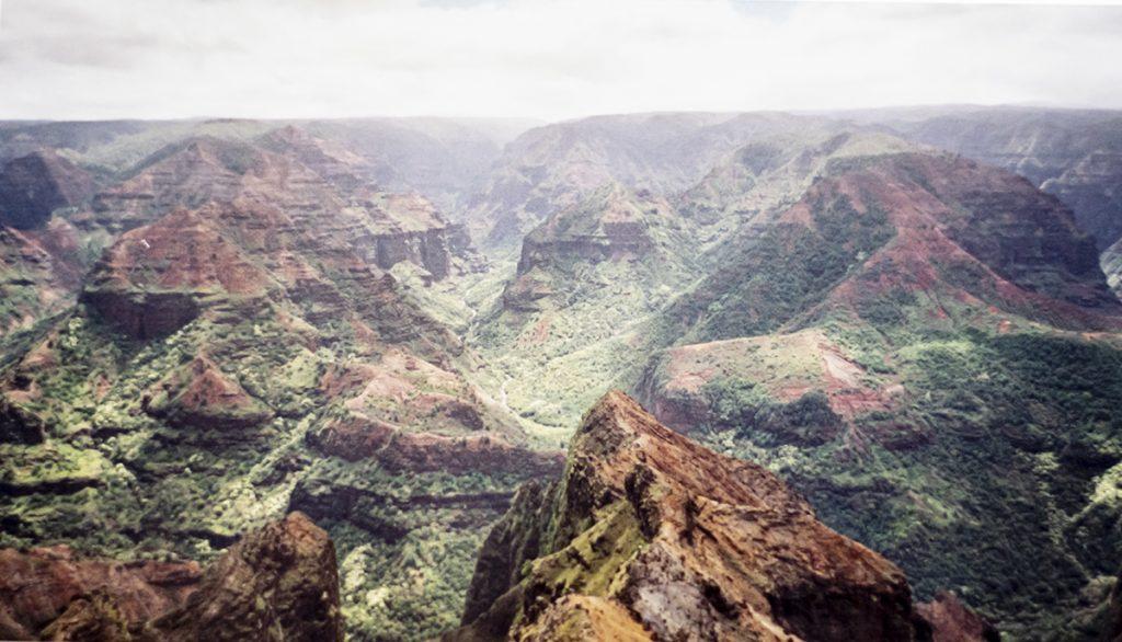 Grand Canyon in Kauai