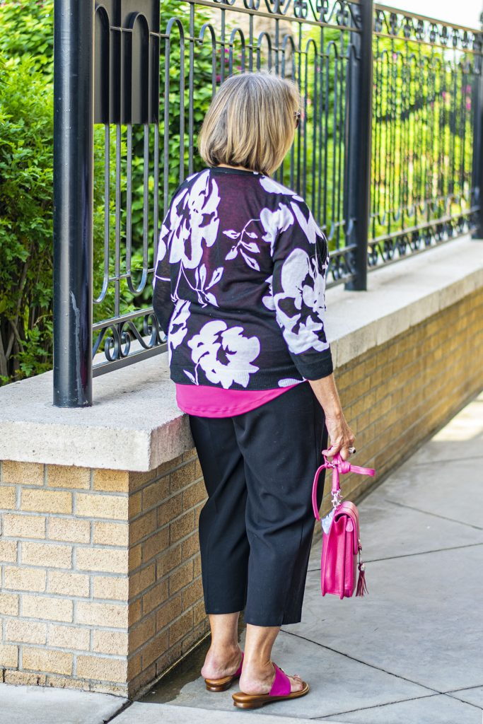 Woman over 70 wearing what you want