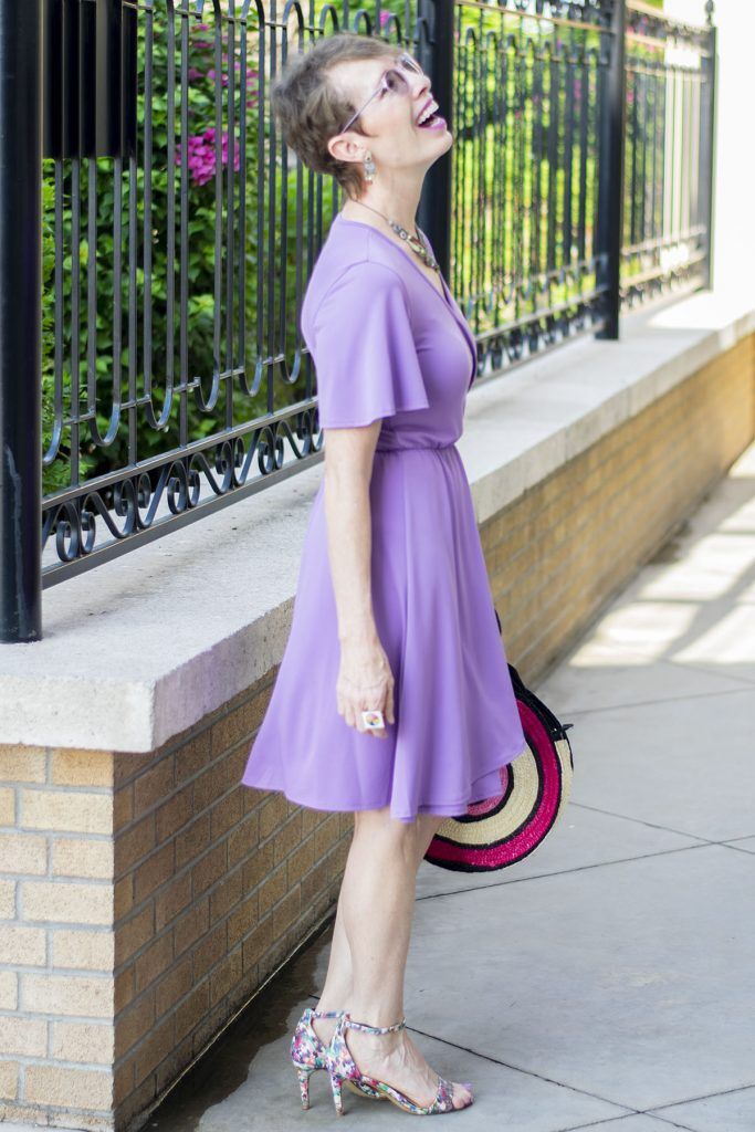 Perfect dress for dressing your body shape