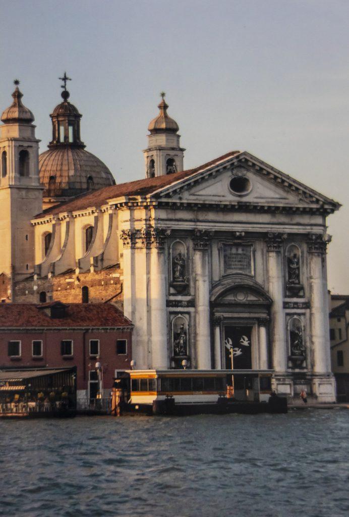 Venice on a Mediterranean cruise
