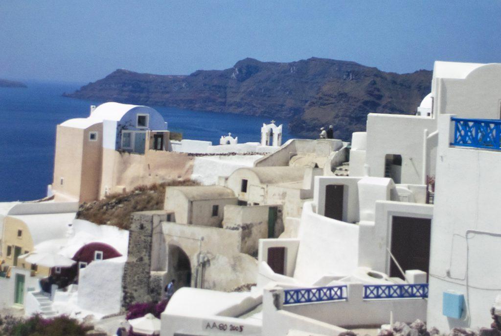 Greece vacation memories