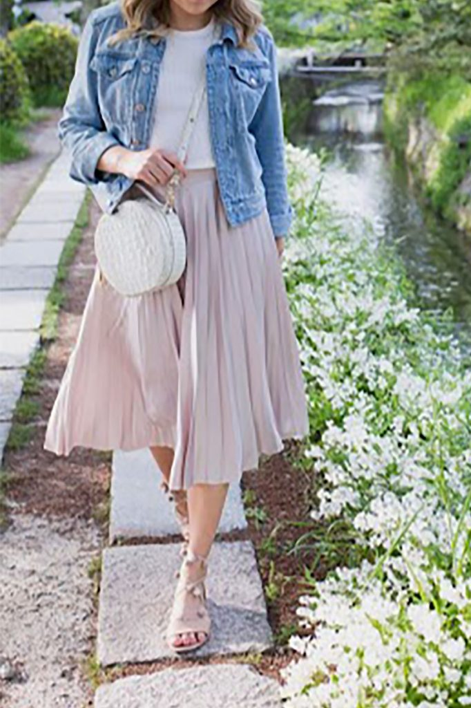 How not to look frumpy in anything