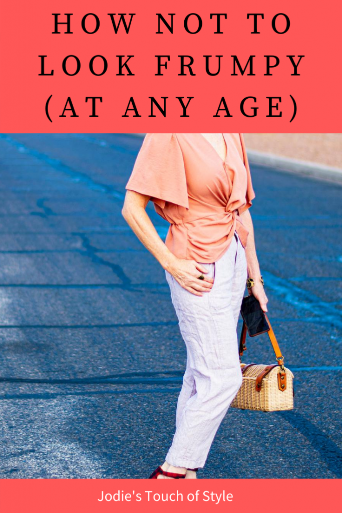 How not to look frumpy ideas