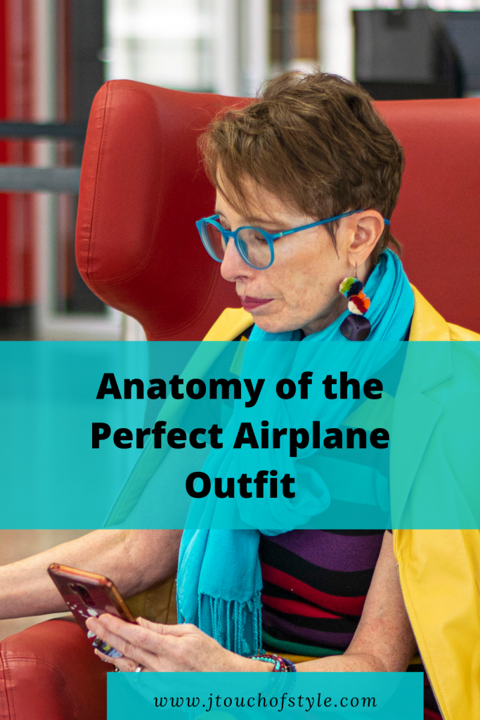 Anatomy of the perfect airplane outfit