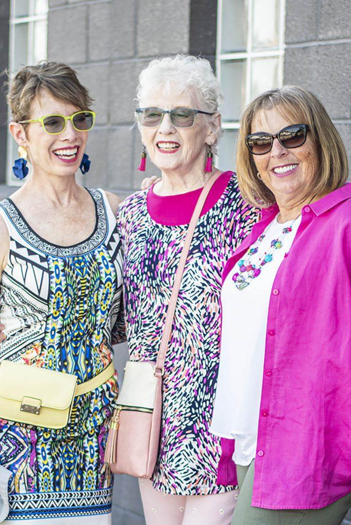 3 decades of women