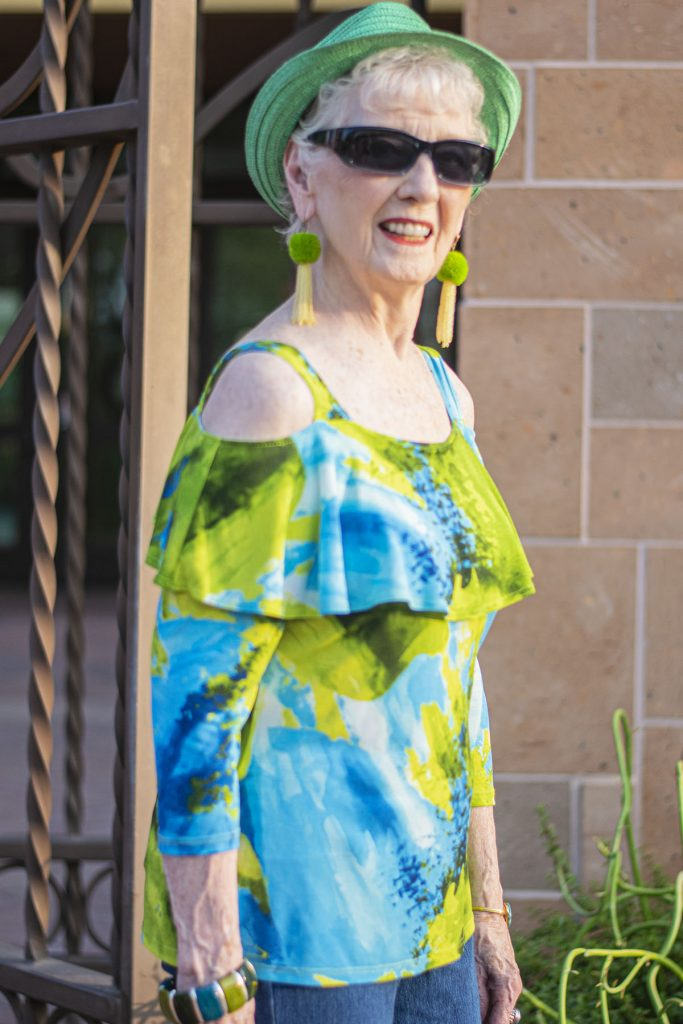 Styling clothing colors for pale skin