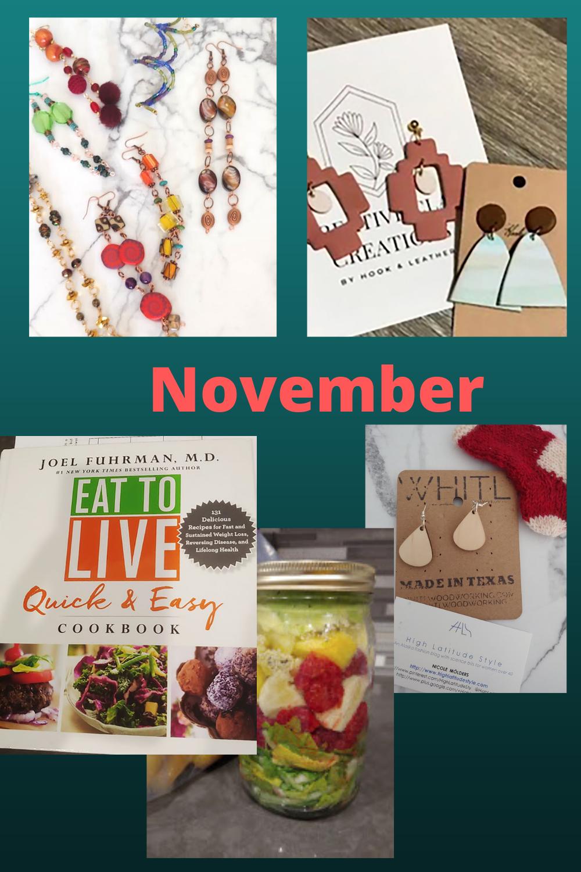 Noteworthy November News