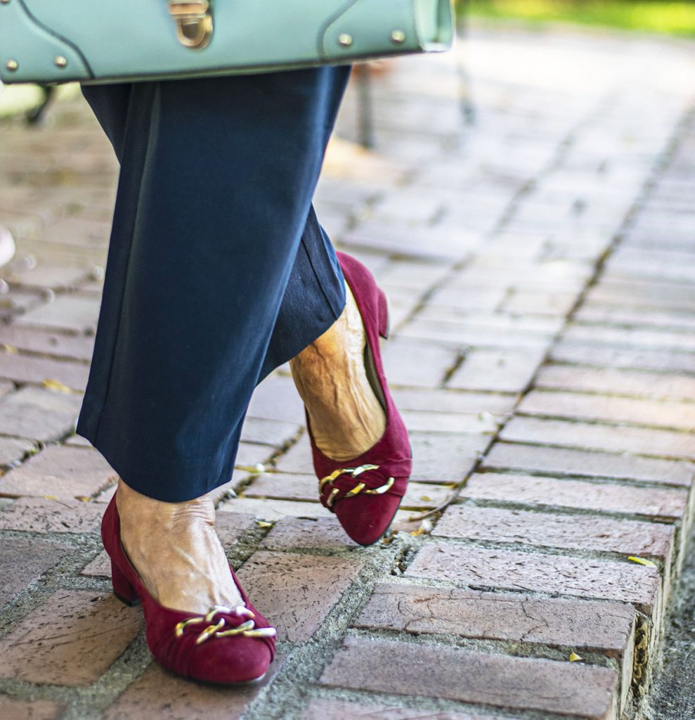 Comfortable and stylish shoes