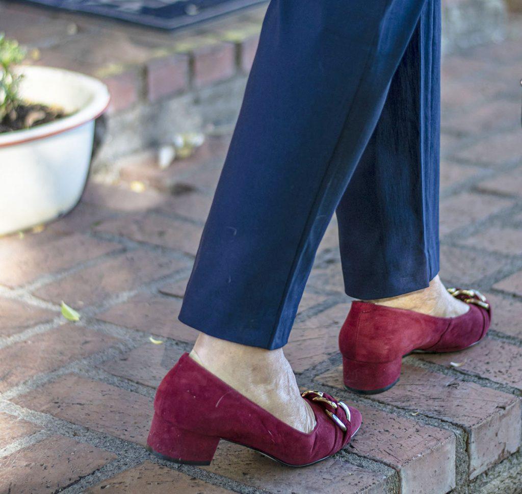 Walking Cradles Shoes