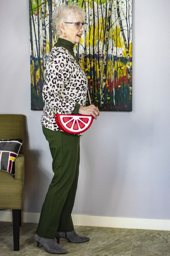 Adding color with types of purses